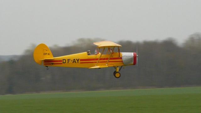 premier vol du sv4